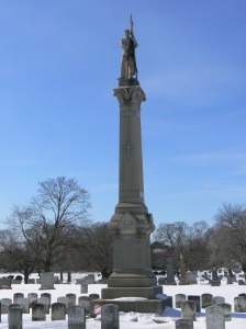 Soldiers' Monument, New Haven
