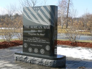 Korean War Memorial, West Haven