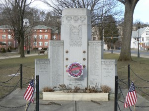 Veterans' Monument, Naugatuck