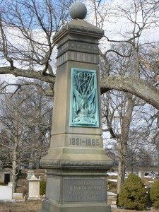 Soldiers' and Sailors' Monument, West Haven