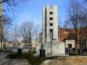 War Memorial, Waterbury