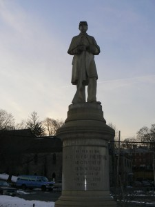 Soldiers' and Sailors' Monument, South Norwalk