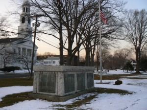 World War Monument, Norwalk