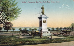 9th Regiment Monument, New Haven
