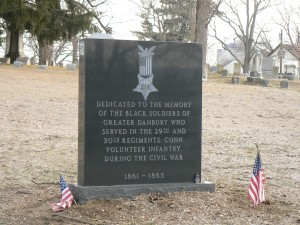 African-American Soldiers' Monument, Danbury