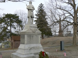 Unknown Soldiers' Monument, Danbury