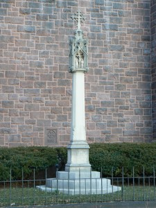 Morgan Memorial, Christ Church, New Haven