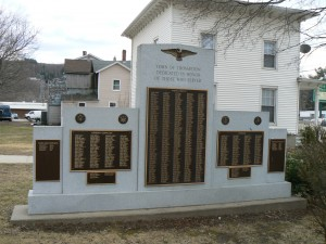 War Memorial, Thomaston