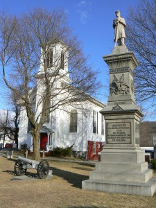 Soldiers' Monument, Thomaston