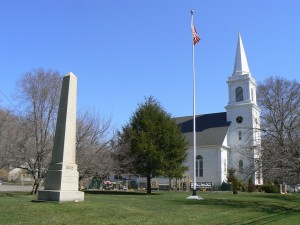 Soldiers' Monument, North Branford