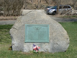 World War Monument, North Branford