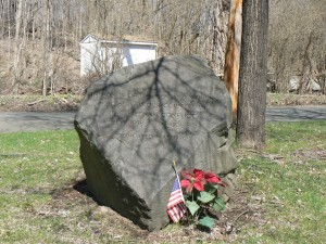Vietnam Monument, North Branford