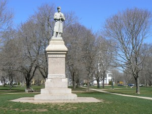 Soldiers' Monument, Guilford