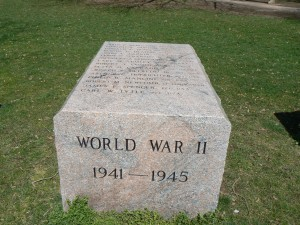 World War II Monument, Guilford