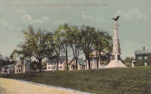 Soldiers' Monument, Watertown