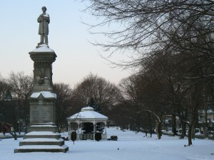 Soldiers' and Sailors' Monument, Milford