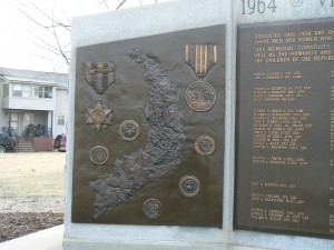 War Memorial, Danbury