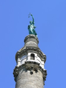 Soldiers' and Sailors' Monument, New Haven