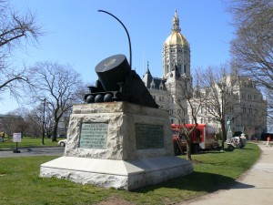 1st. Conn. Heavy Artillery Monument, Hartford