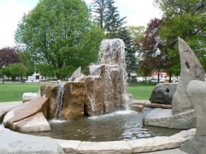 Coe Memorial Park, Torrington