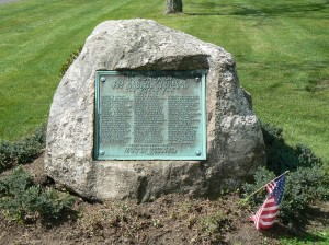 World War Monument, Woodbury