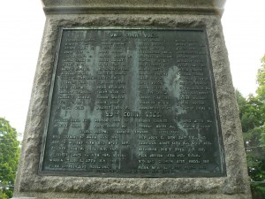 Civil War Monument, Salisbury
