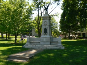 24th CT Volunteers Monument, Middletown