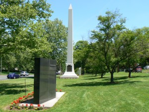 Veterans' Memorial Green, Middletown