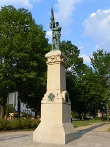 Civil War Monument, Pittsfield, Mass.