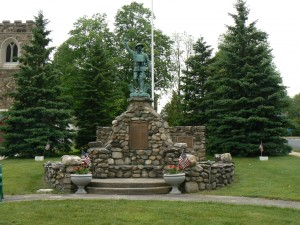 World War Monument, North Canaan