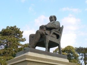 P.T. Barnum Monument, Bridgeport