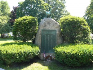World War Monument, Danielson