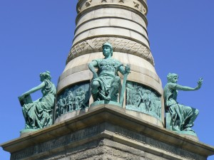 Soldier's and Sailors' Monument, New Haven