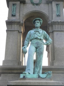 Soldiers And Sailors Monument Bridgeport Ct Monuments Net