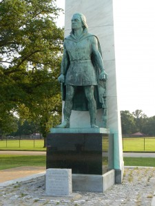Columbus Statue, Bridgeport