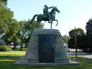 Israel Putnam Monument, Brooklyn