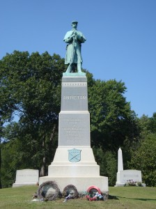Wilcox Soldiers' Monument, Madison