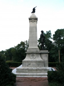 Soldiers' Monument, Port Chester, N.Y.