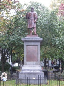 Soldiers' Monument, Keene, NH