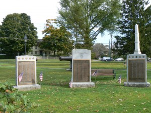 War Memorials, Litchfield Green