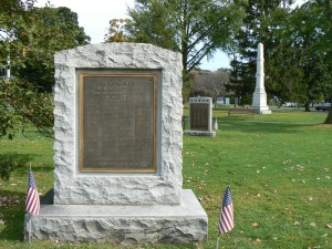 World War Memorial, Litchfield