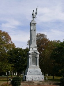 Soldiers' and Sailors' Monument, Stratford