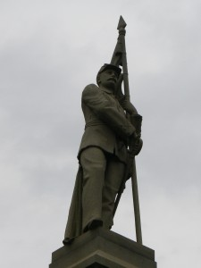 Soldiers' Monument, Branford