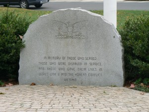World War II, Korea and Vietnam Monument, Branford