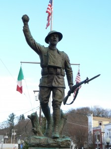 World War Monument, Bethel