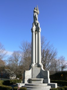 Liberty and Peace Monument, Newtown