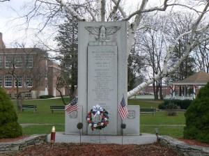 War Memorial, Old Saybrook