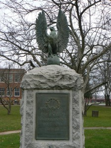 World War Memorial, Old Saybrook