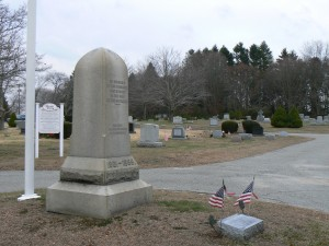 Veterans' Memorial, Old Saybrook