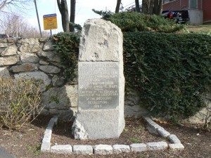 Founding Monument, Norwalk